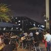金曜日の夜は:川沿いテラスのベトナム料理へ@Little Vietnam / My favourite evening terrace restaurant.