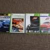 Xbox 360 のカーレースゲームコレクションたち