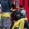 尾張横須賀まつりの歴史ある山車