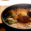 にゅう麺がミシュランガイドブックに掲載されるとは・・・兵庫県たつの市のそうめん処「霞亭」の霞亭にゅう麺。