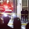 富岡八幡宮で宮司ら切られ2人心肺停止、重傷も