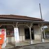 小湊鉄道・海士有木駅
