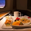 アメリカン航空 B777-300ER ファーストクラス&ビジネスクラス 搭乗記 ロンドン→ダラス→サンパウロ AA079&AA963