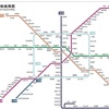 成都の地下鉄の乗り方