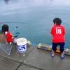 週末は子供らとサバ釣りへ!中サバだって十分美味しいんじゃない?