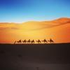 メルズーガでおすすめの砂漠ツアー!モロッコのサハラ砂漠でラクダ・星空・ベルベル人の文化を楽しむ