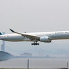 【キャセイパシフィック航空】A350-1000、関空に初飛来!