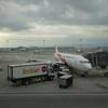 【MH】弾丸バンコク旅(3)〜KLIAゴールデンラウンジ&マレーシア航空MH784便 KUL→BKK エコノミークラス搭乗記