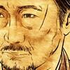 【イラスト】大塚明夫さん / 麒麟がくる 辻屋 宗次郎【似顔絵】