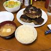 ハンバーグを夕食に決定 寒さで血圧上昇