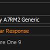 α7R IIのカラープロファイルについて