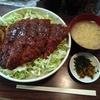 北千住 巨大ソースカツ丼!700円からのボリュームランチ!都内唯一会津ソースの有名店「キッチンフライパン」
