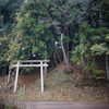 成田市の数少ない鹿島鳥居のこと。
