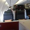 ターキッシュ エアラインズTK1827 イスタンブール→シャルル・ド・ゴール(パリ)ビジネスクラス搭乗記