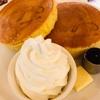 ベシャメルカフェのパンケーキ