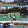 岸根高校練習試合