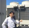新宿データセンター 暑さとの闘い!