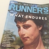 体調が絶不調だった週・Runner's World購読しようかな