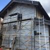 燕市長辰にて外壁張り替え工事 板金工事の新潟外装