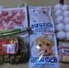 2/3 おはなのど飴204×2 風邪薬969 卵159 豚肉297 パイナップル198 アスパラ138 他税