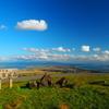 【寒風山】男鹿半島から世界三景と謳われる景色を紹介します!