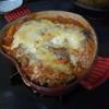 幸運な病のレシピ( 2089 )夜:イワシグラタン、切り昆布の煮つけ、ベビーホタテの味噌汁、焼き鳥、