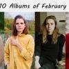 「2021年2月ベストアルバムTOP10」感想