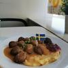 IKEAレストランのミートボールは甘くて優しいスウェーデン料理だった