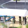 沖縄防衛局による保良訓練場見学会 参加メモ