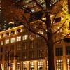 東京丸の内夜景『KITTE・東京中央郵便局』