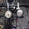 #バイク屋の日常 #ホンダ #スーパーカブ #キタコ #フューエルメーター #カスタム