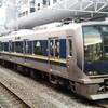 鉄道の日常風景11…JR京都駅20190121