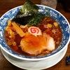 【今週のラーメン552】 麺屋楼蘭 (大阪・北新地) 醤油ラー麺 濃口