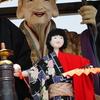 城端曳山祭「寿老」