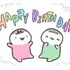 2歳の誕生日の巻