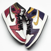 "【5月25日(土)】NIKE SB AIR JORDAN 1 RETRO HIGH OG ""LAKERS"""