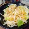 「町田商店33」へ神メニューモヤキャベを食らいにいく!ラーメンよりも誇るべき裏エースがここにいるぞ~。