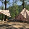 2018年4月21日-22日兵庫県湯の原温泉オートキャンプ場