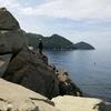 【磯釣り,兵庫,家島】鬼掛の大会でグレ釣り