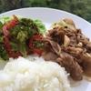 豚肉とキャベツの豆鼓炒め