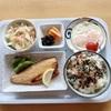 【簡単ごはん】塩サバ定食でふつうの昼ごはんが一番!