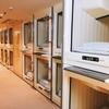 名古屋・栄の安いカプセルホテル宿泊体験記!女性が泊まれる施設もあり
