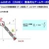 【アーム制御】CRANE+を使ったROSアーム制御②