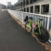 TTジャパン 彩湖stageに向けて朝練