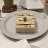 セントルでフルーツサンドイッチとチーズトースト(銀座・有楽町)