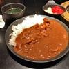 焼肉屋さんのカレーは牛肉たっぷりで安定の旨さ! @幕張 焼き肉いしび その5