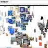 現代アート作品販売サイト「@Gallery TAGBOAT」でImageCruiserの実験開始