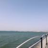 一日一撮 vol.581 宇多津臨海公園から瀬戸内海を眺む
