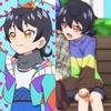キラッとプリ☆チャン アニメ的おしゃれと現実的おしゃれの違いが面白い