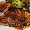 【肉BISTRO TONO@新橋】コスパ抜群のステーキランチを食べるならここがおすすめ【サーロインM 220g】